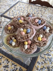 High Fiber Easter Treats